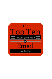 The top ten reasons solopreneurs need to be email marketing