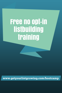 Free no opt-in listbuilding training